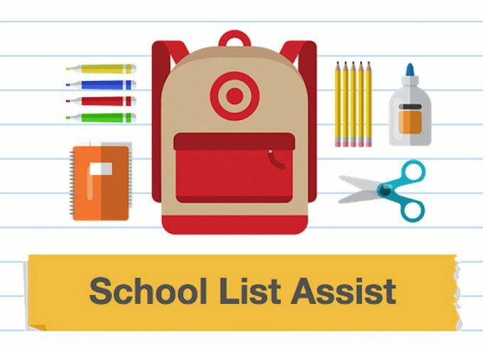 Target makes shopping for school supplies hassle-free with School List Assist