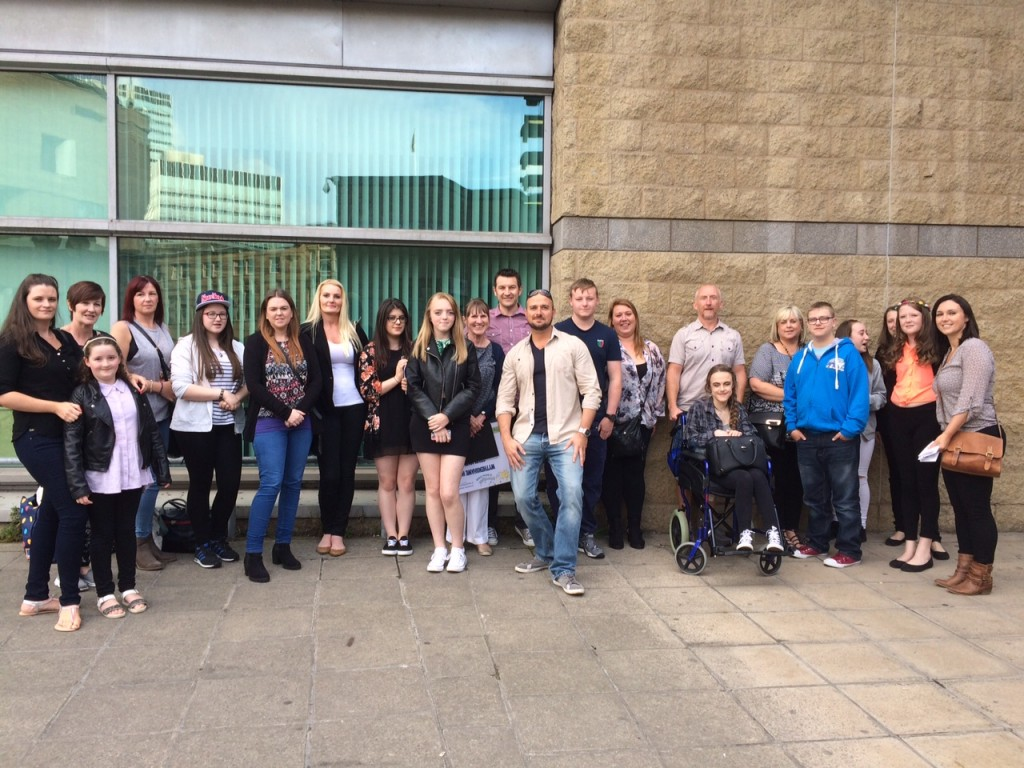 The Co-operative and CBES Ltd treated Children from the Starlight Ward with pop music fest at the Manchester Arena