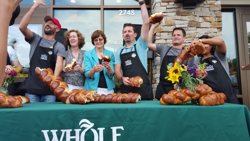Whole Foods Market opens its Green Bay Road store