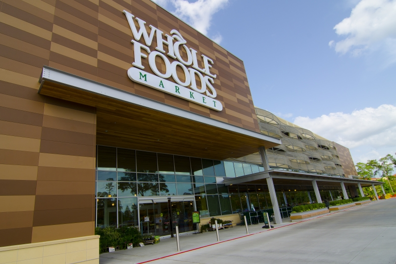 Los Angeles Whole Foods Store