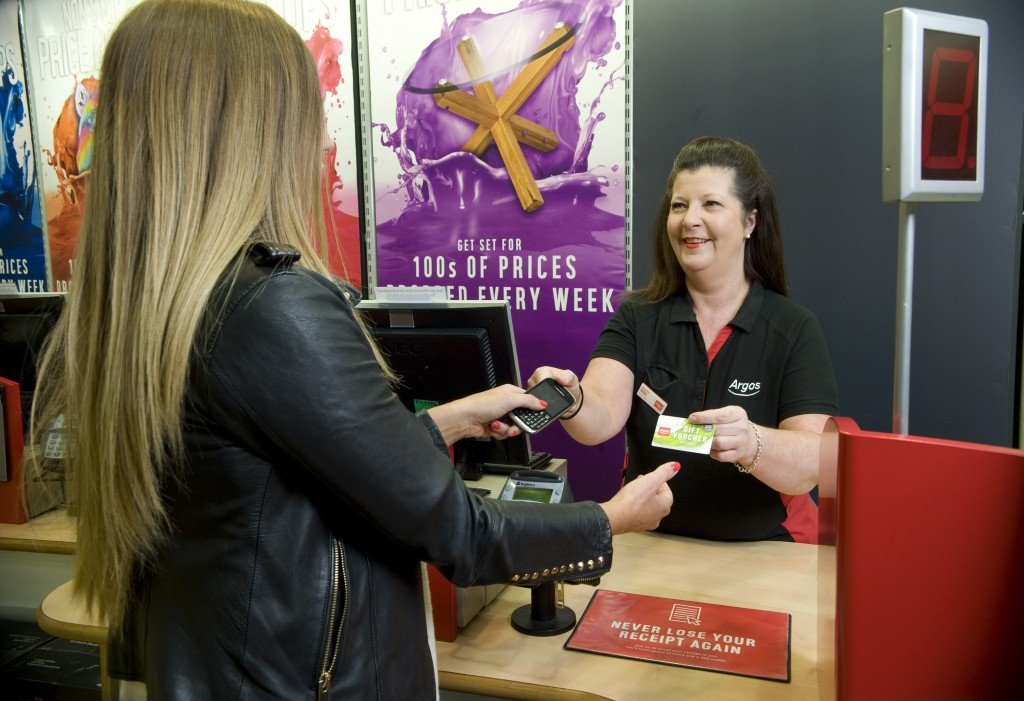 Argos introduces a convenient way to exchange their gadgets at all its UK stores