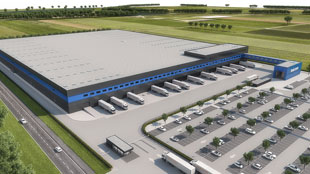 bol.com to start the construction of its own fulfillment center in Waalwijk, the Netherlands in 2016