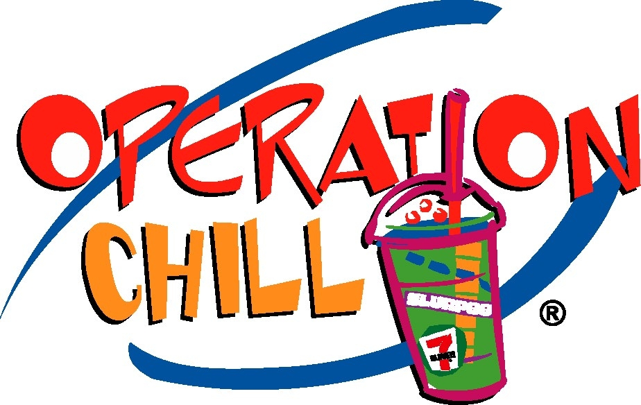 """7‑Eleven, Inc. celebrates the 20th anniversary of its Operation Chill® incentive program for youngsters. For two decades, U.S. police officers have been """"ticketing"""" kids they catch doing good with Operation Chill FREE Slurpee® drink coupons."""