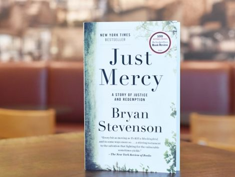 """Bryan Stevenson's award-winning New York Times bestseller """"Just Mercy"""" available in participating U.S. Starbucks stores from August 18"""