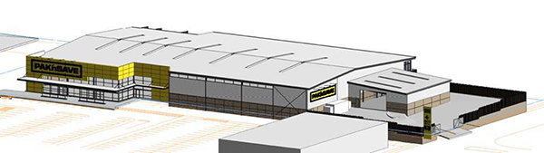 Foodstuffs North Island Ltd announces that PAK'nSAVE is coming to Clendon shopping centre