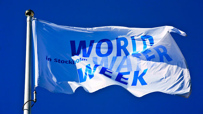 H&M to participate at the World Water Week in Stockholm
