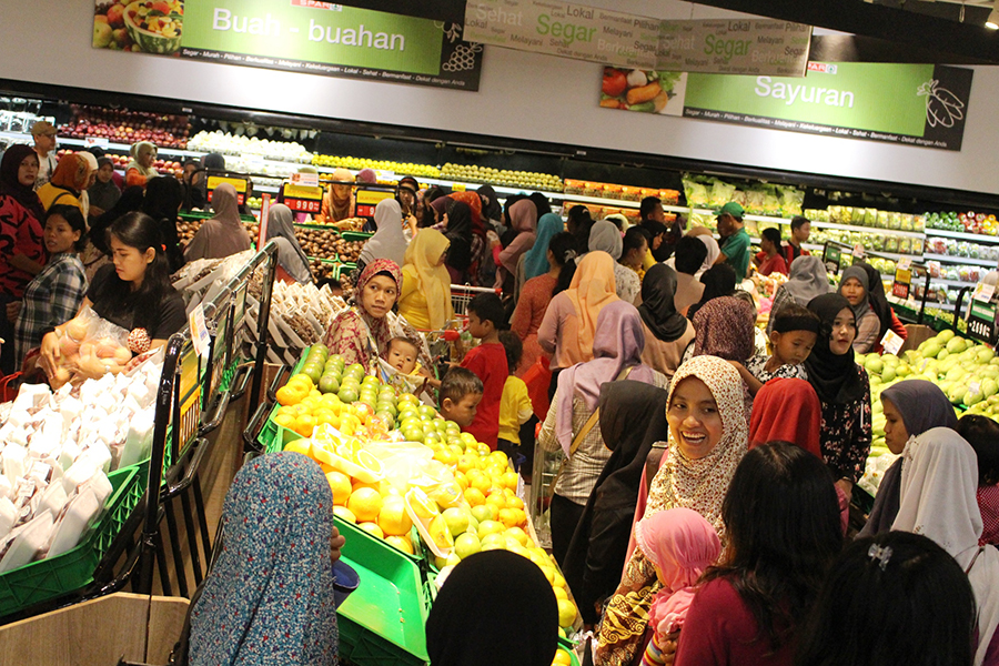 SPAR Indonesia now with 7 supermarkets operational just 12 weeks since launch