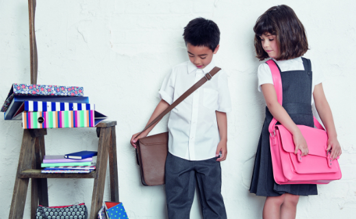 Sainsbury's survey: One in two British adults say school days are the best