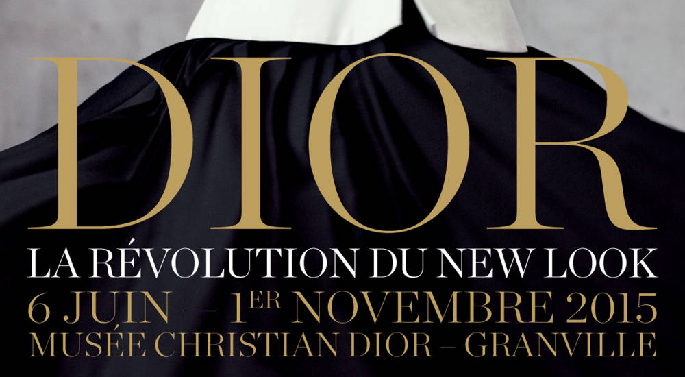 The Musée Christian Dior in Granville presents exhibition entitled Dior, The New Look Revolution, Jun 6 - Nov 1