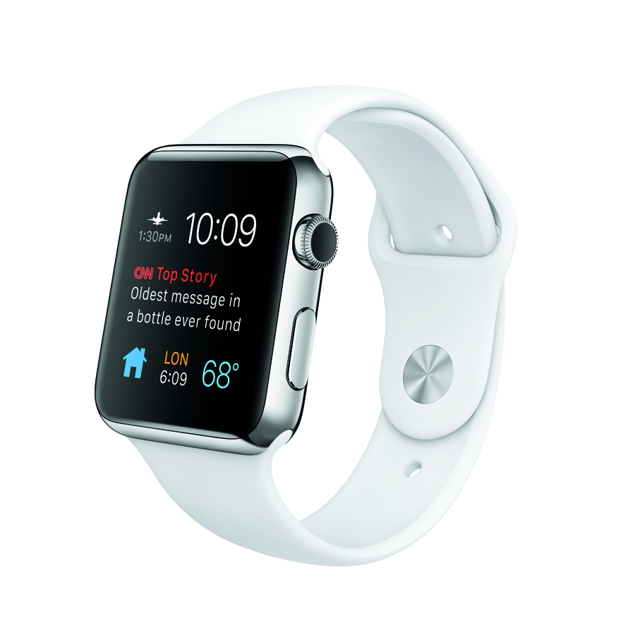 Apple introduced new Apple Watch cases and bands