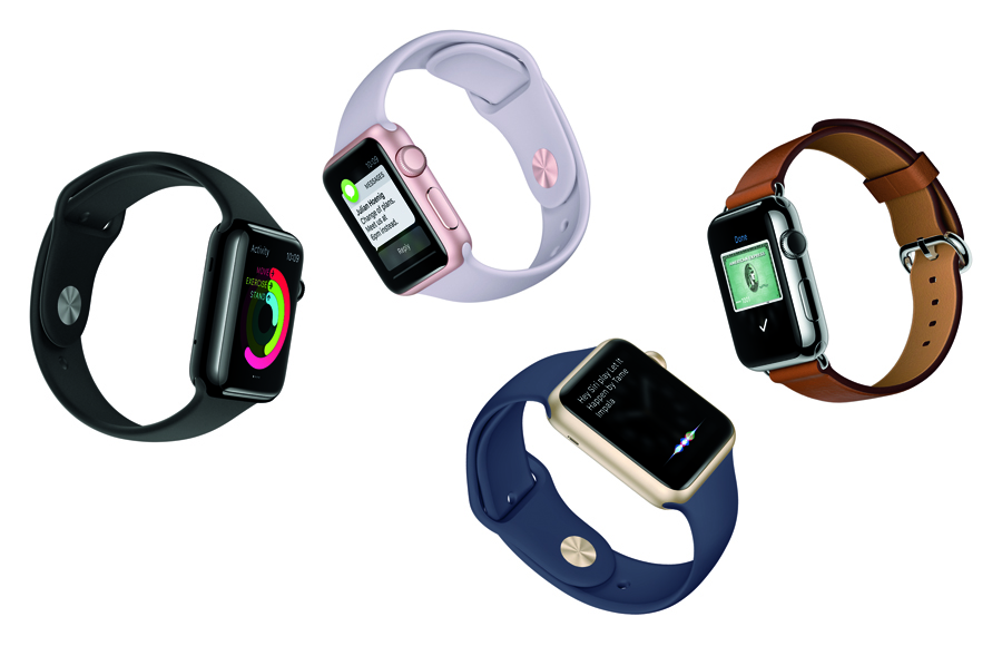 Apple Watch Hermès Available October 2015