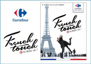 Carrefour Poland to host number of commercial events across all of its hypermarkets in support of The French Touch campaign