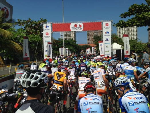Carrefour sponsored the sixth edition of one the largest cycling events in Latin America