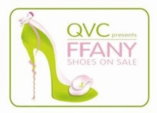"""Cheryl Burke collection appears in public service announcements for QVC Presents """"FFANY Shoes on Sale"""""""