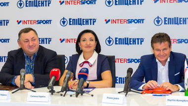 EPICENTR K will operate 40 to 50 INTERSPORT stores across Ukraine by the end of 2018