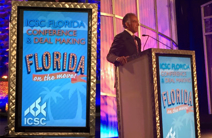 ICSC Florida Conference & Deal Making conference: Florida's retail engine is roaring