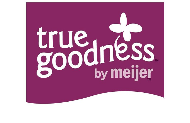 Meijer combined its Meijer Naturals and Meijer Organics products lines to one True Goodness™ by Meijer brand
