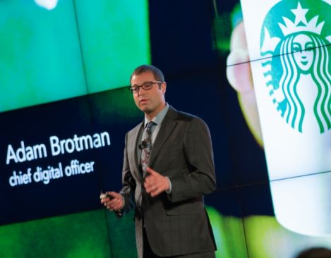 Starbucks chief digital officer Brotman: Mobile Order & Pay expands to all company-owned U.S. stores ahead of schedule