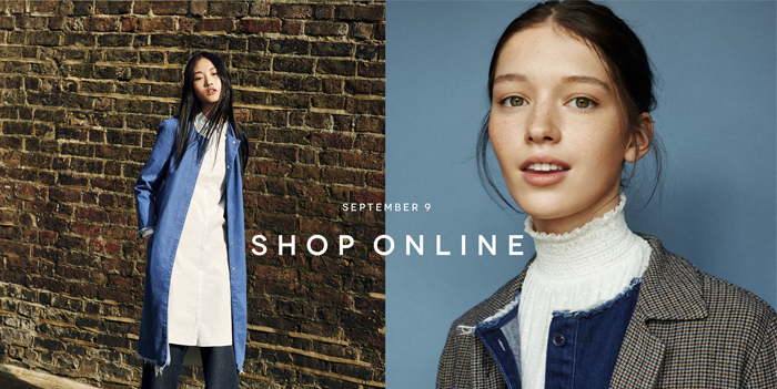 Zara's online store opens in Hong Kong and Taiwan