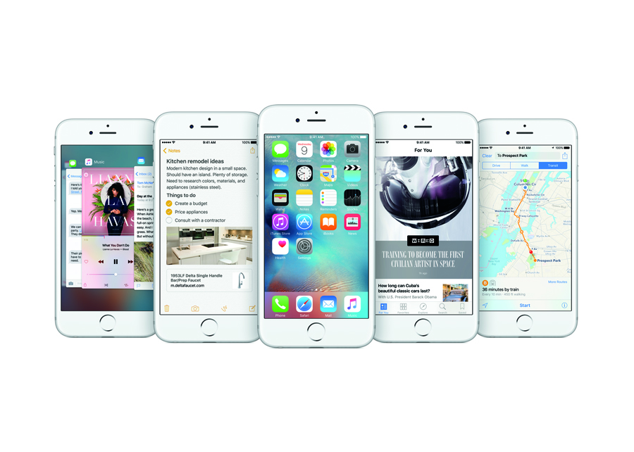 Apple iOS 9 available on Sep 16 as free update for iPhone®, iPad® and iPod touch® users