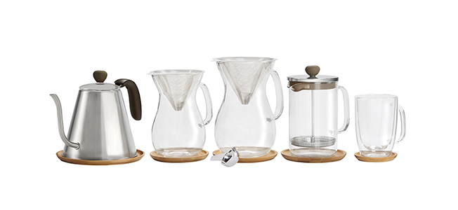 Best Buy and Caribou Coffee introduce exclusive line of home brewing equipment