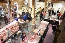 Colruyt Group's fresh market CRU opens in Ghent, Belgium
