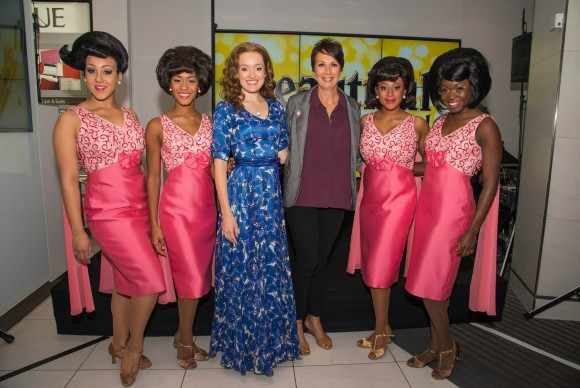 Debenhams / Breast Cancer Awareness month: Special in-store performance by the cast of West End theatre show Beautiful: The Carole King Musical