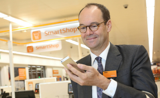Sainsbury's trials new supermarket layout and increased range of checkout options to make shopping easier