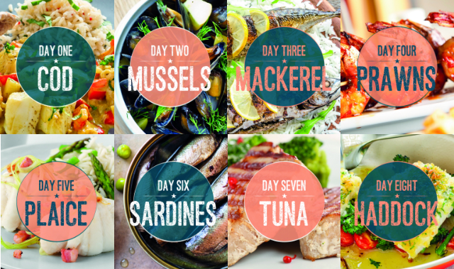 Sainsbury supports Seafood Week 2015, 9th-16th October