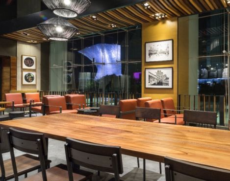 Starbucks opens its 500th store in Mexico City at Antara Shopping Centre