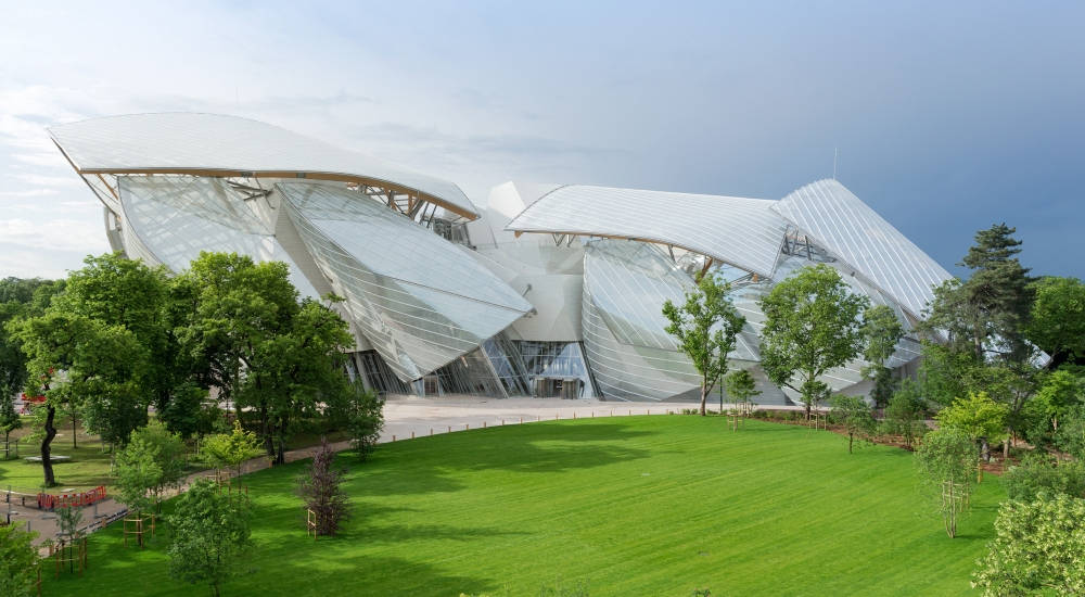 The Fondation Louis Vuitton celebrates its first anniversary