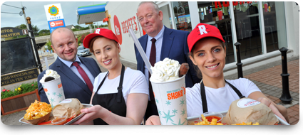 Topaz to introduce Ireland's newest fresh, urban food concept, Rocket's to 40 forecourts nationwide