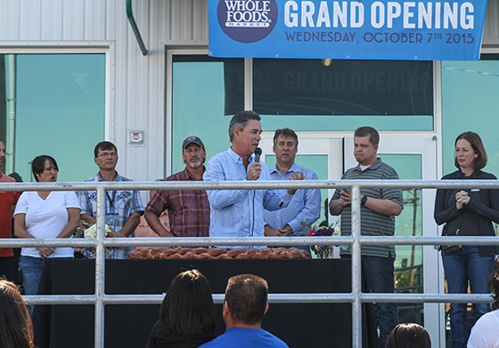 Whole Foods Market opens new 128,000-square-foot distribution center in Vernon, California