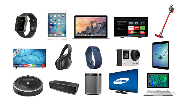 iPad tops Best Buy's Top 15 Holiday Tech Gifts for 2015