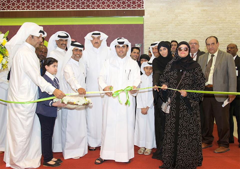 Al Meera Consumer Goods Company (Q.S.C) announced the opening of its Al Thuamama store; its 46th supermarket