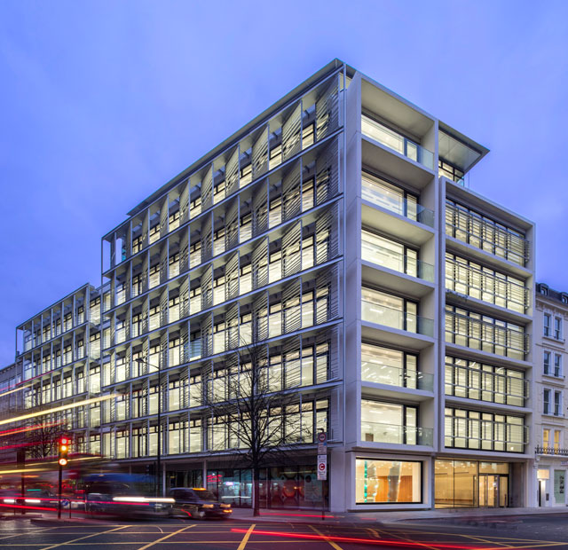 British Land: Cirrus Logic to rent the first floor of Marble Arch House, W1