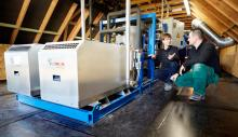 Colruyt Group to switch to cooling installations that operate on natural propane; 90% fewer greenhouse gases