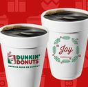 Dunkin' Donuts launches the #DDCoffeeJoy photo and video contest