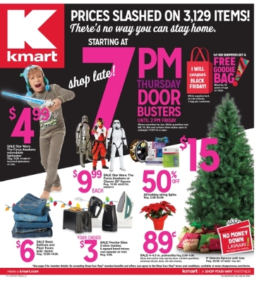 Kmart releases its ultimate shopping guide for this holiday season