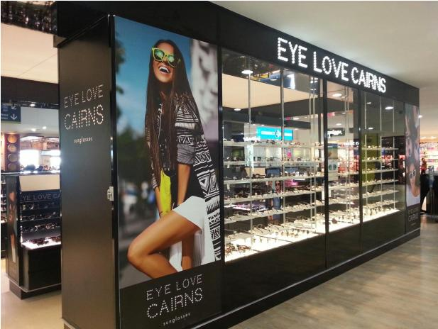Lagardère Travel Retail now with 4 Eye Love stores in the Pacific region