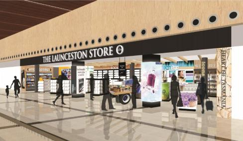 "Lagardere Travel Retail to bring brand new concept, ""The Launceston Store"" by NewsLink to the Tasmanian travel retail market"