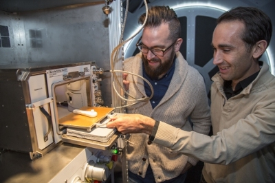 Lowe's Innovation Labs becomes the first to launch a commercial 3D printer to space