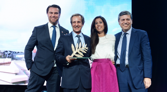 """Mapic's """"Best Redeveloped Shopping Centre"""" goes for Immochan Portugal"""