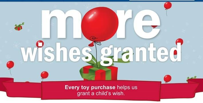 Meijer to donate portion from toy sales to children's gift-giving programs throughout the Midwest