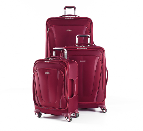 Shop Macy's and macys.com on Black Friday for incredible doorbuster deals including Samsonite luggage, 60 percent off. (Photo: Business Wire)