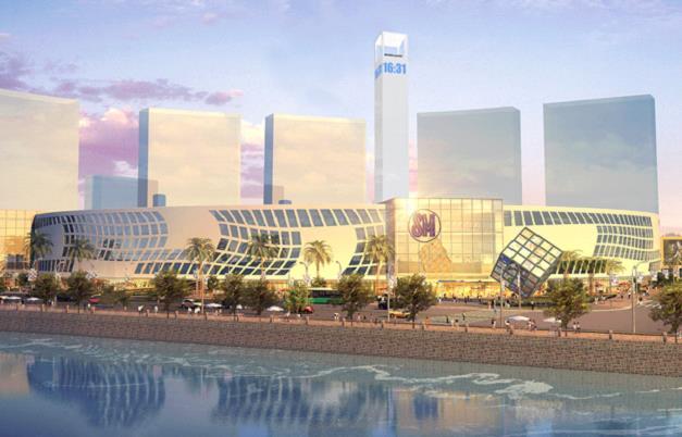 Philippines: SM Prime Holdings opens its new regional landmark, SM Seaside City Cebu