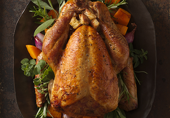Plenty of high-quality, large, fresh turkeys available for preorder at Whole Foods Market stores or online