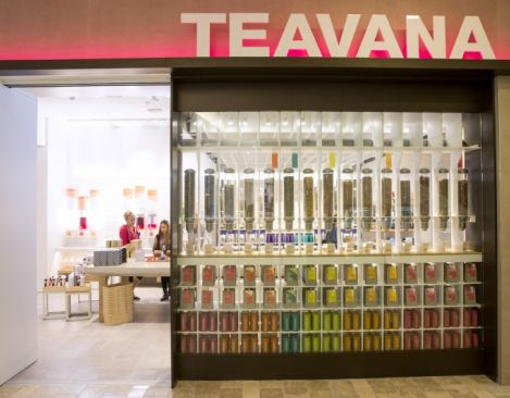 Teavana stores receive makeovers to create special experience for tea connoisseurs