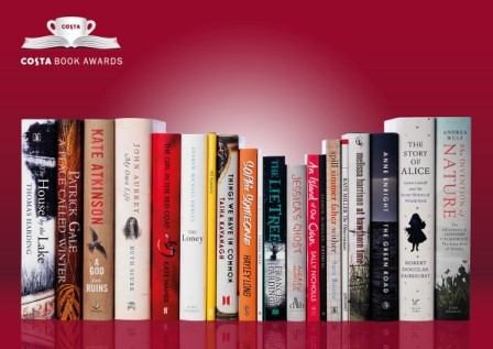 UK: Costa announces the shortlists for the 2015 Costa Book Awards