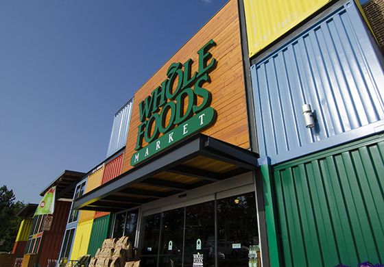 Whole Foods Market signs leases for Cleveland, Fort Myers, Fl., Sudbury, Mass., and Wheaton, Ill.